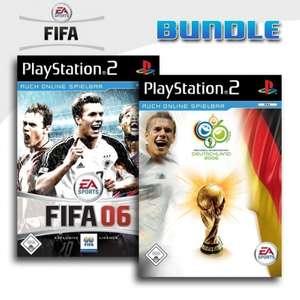 FIFA 06 + FIFA Fußball Weltmeisterschaft 2006