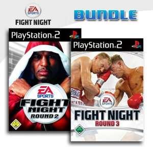 Fight Night Round 2 + Fight Night Round 3