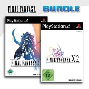 Final Fantasy XII + Final Fantasy X-2
