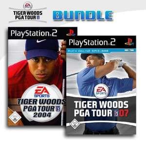 Tiger Woods PGA Tour 2004 + Tiger Woods PGA Tour 07