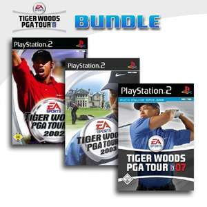 Tiger Woods PGA Tour 3er Pack 10