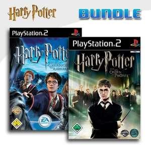 Harry Potter - Der Gefangene von Askaban + Harry Potter und der Orden des Phönix