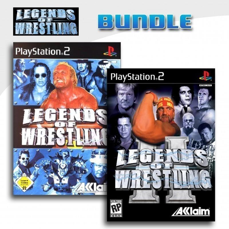 Legends of Wrestling + Legends of Wrestling 2
