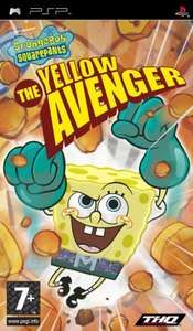 SpongeBob: The Yellow Avenger