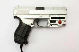 Light Gun / Pistole / Phaser #schwarz Light Blaster P99K [Logic3]