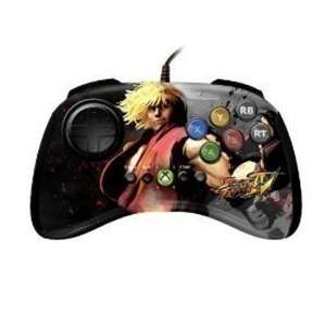 Wired Controller / FightPad - Street Fighter IV Edition #Ken