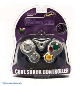 Controller / Pad Cube Shock mit Turbo/Slowmotion [Madrics]