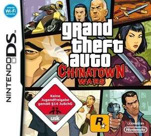 Grand Theft Auto / GTA: Chinatown Wars