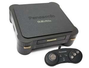 Panasonic FZ-1 Konsole + Original Controller + Zubehör