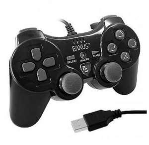 Doubleshock Controller / Gamepad Vibration EAXUS