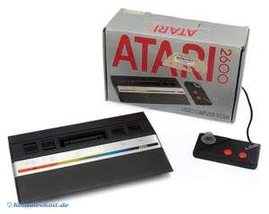 Konsole CX-2600 Jr. Rev. A + Original Controller + Zubehör