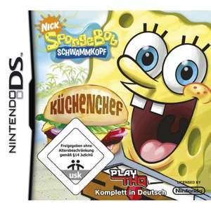 SpongeBob Schwammkopf: Küchenchef
