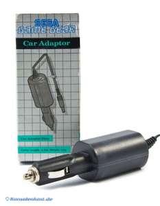 Original Car Adaptor / Autoladegerät [Sega]