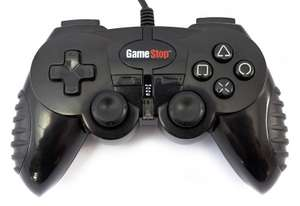 Controller / Pad #schwarz [GameStop]