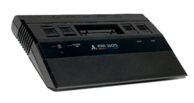 Atari 2600 - Konsole CX-2600 Jr. Black