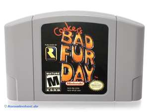 Conker's Bad Fur Day BFD