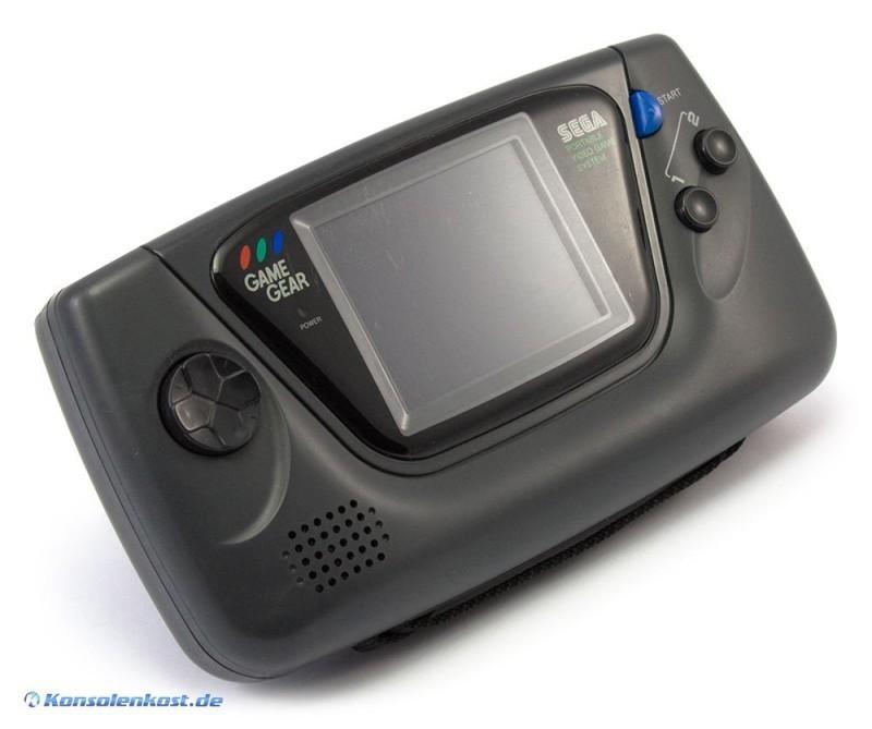 Game Gear - Konsole