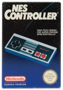 Original Controller NES-004E [Nintendo]