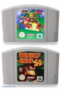 Super Mario 64 + Donkey Kong