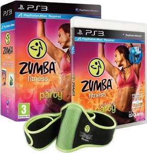 Zumba Fitness - Join the Party + Fitness-Gürtel