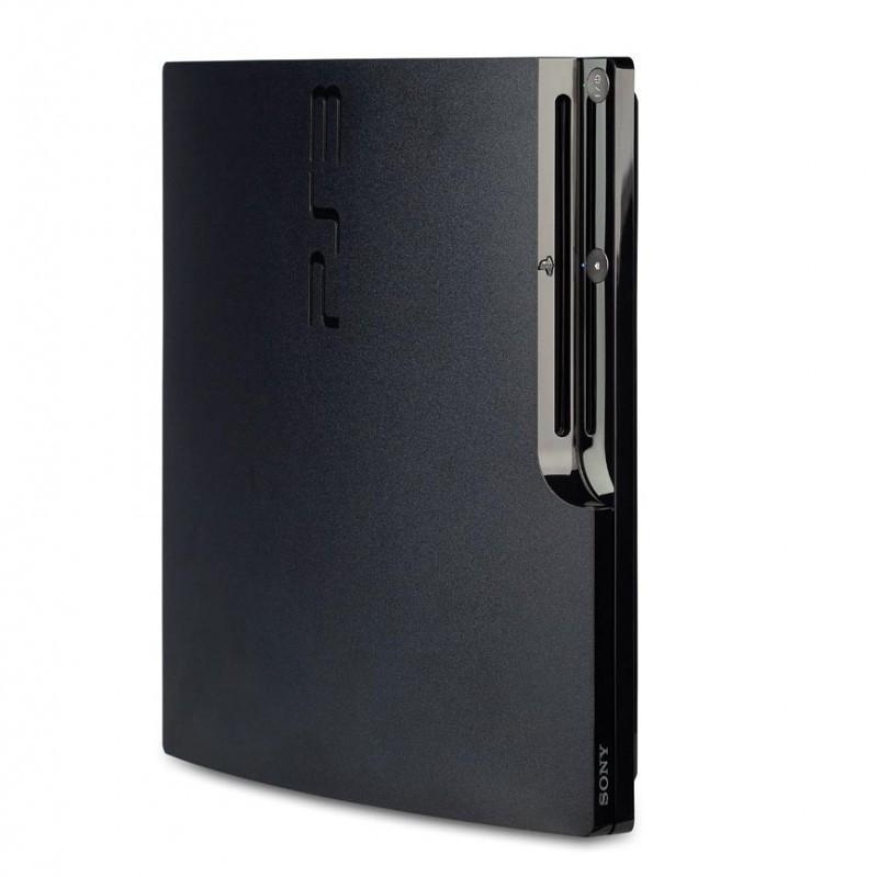 PS3 - Konsole Slim 320GB #schwarz