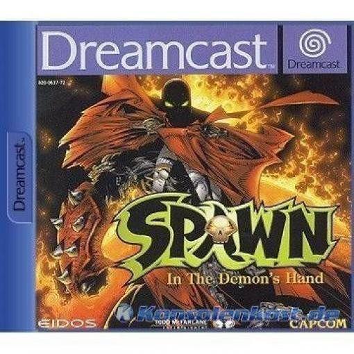 Spawn: In The Demon's Hands