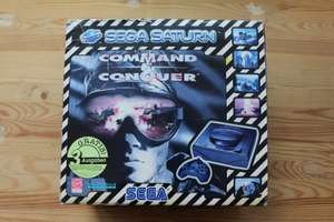 Konsole 2G #Command & Conquer Edition + Controller + Zubehör
