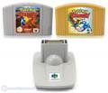 Pokemon Stadium 1 + 2 + Transfer Pak