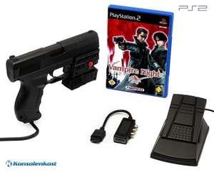 Vampire Night + Laser Blaster Lightgun + Laserpointer