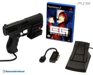 Endgame + Laser Blaster Lightgun + Laserpointer