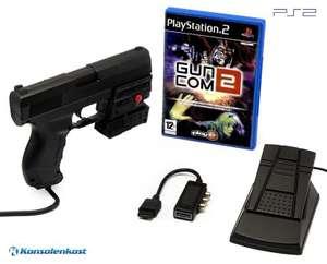 Guncom + Laser Blaster Lightgun + Laserpointer