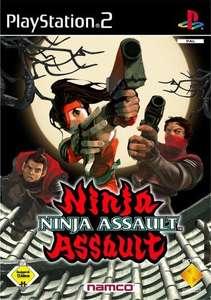 Ninja Assault + 2 x Laser Blaster Lightgun + Laserpointer