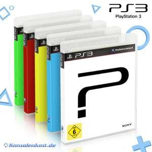 Wundertüte - 5 Original PS3 Spiele