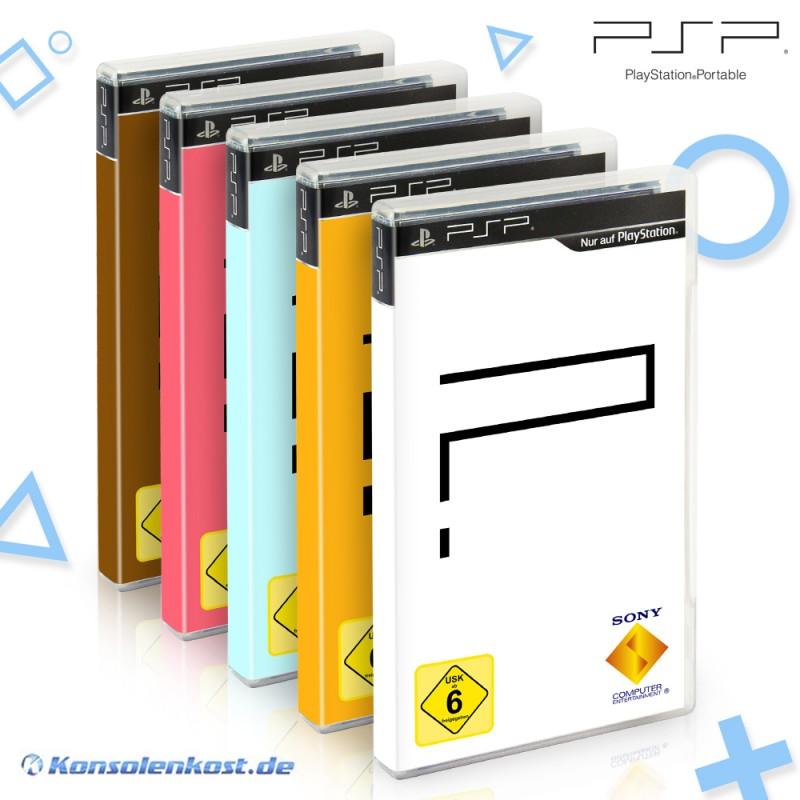Wundertüte: 5 Original PSP Spiele