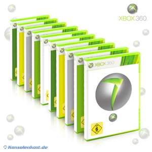 Wundertüte: 10 Original Xbox 360 Spiele
