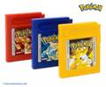 Pokemon Bundle: red + Blau + Gelb