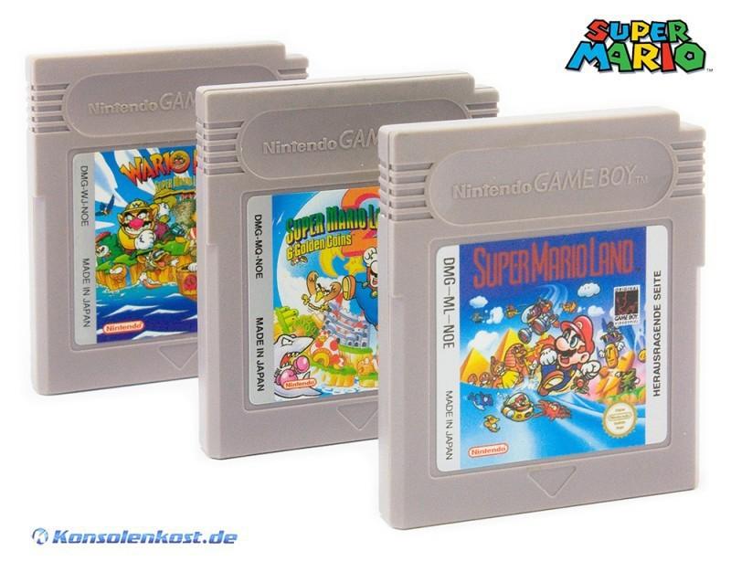 Super Mario Land Bundle: Teil 1, 2 & 3