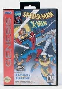 Spider-Man / X-Men: Arcade's Revenge