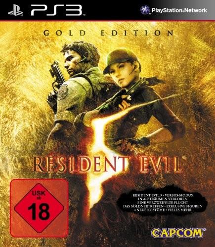 Resident Evil 5 #Gold Edition [Standard]