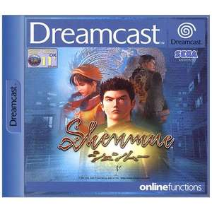Shenmue #4 CD's