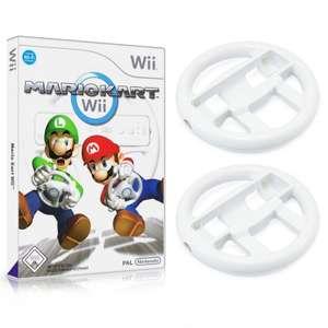 Bundle: Mario Kart + 2 Lenkräder