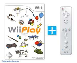 Wii Play inkl. Original Remote