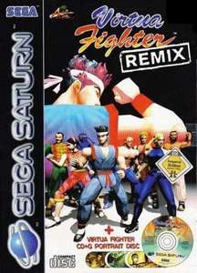 Virtua Fighter Remix #C.G. Portrait Collection