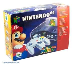 Konsole #Mario Pak 2 + Spiel + Original Controller + Zubehör