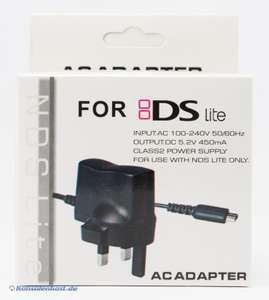AC Adapter / Netzteil #UK-Stecker [Dritthersteller]