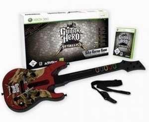 Guitar Hero: Metallica + Gitarre