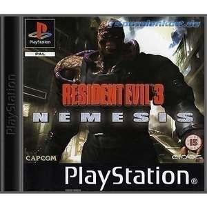 Resident Evil 3 - Nemesis