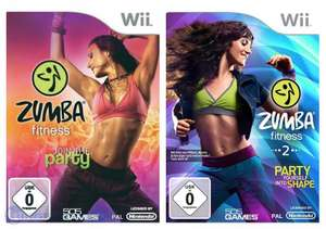 Zumba Fitness 1 + 2
