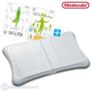 Original Balance / Fitness Board + Wii Fit + Wii Fit Plus