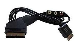 RGB Scartkabel / Scart Kabel mit AV-Out